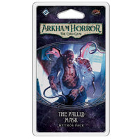 Arkham Horror LCG The Pallid Mask Board Game