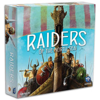 Raiders of the North Sea Board Game