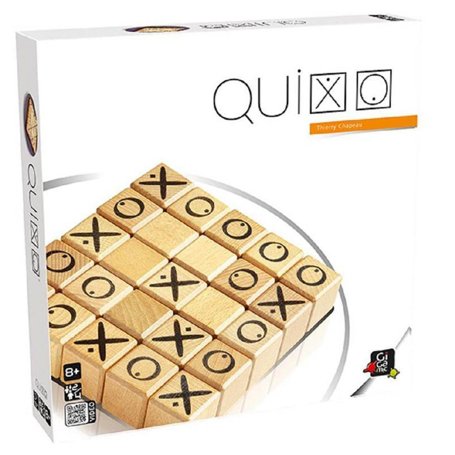 Quixo Card Game Board Game