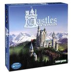 Castles of Mad King Ludwig Board Game