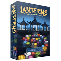 Lanterns The Emperors Gifts Expansion - Board Game