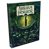 The Investigators of Arkham Horror Standard Edition