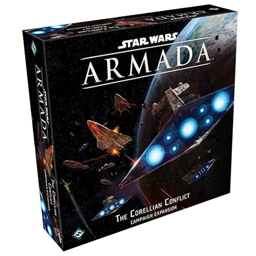 Star Wars Armada The Corellian Conflict Campaign expansion Pack