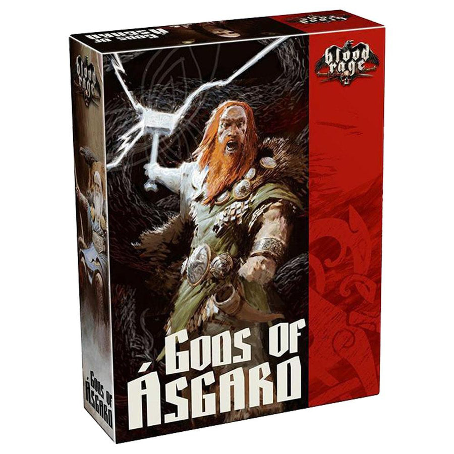 Blood Rage Gods of Asgard Expansion Board Game