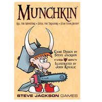 Munchkin Revised Colour Edition 2010 Base Game