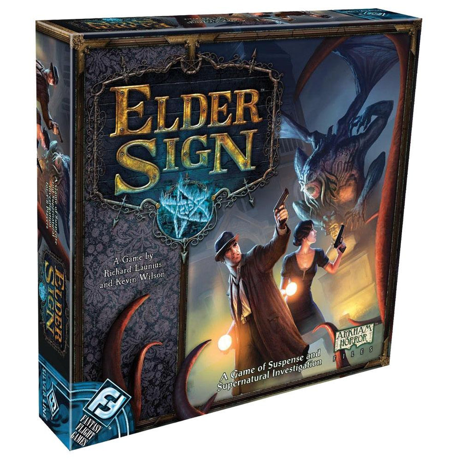Elder Sign Core Set Board Game