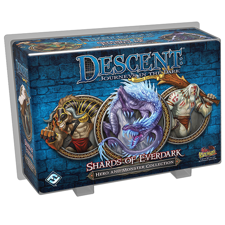 Descent 2nd Edition Shards of Everdark Expansion