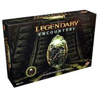 Legendary Encounters - An Alien Deck-Building Game