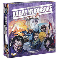 Zombicide: Angry Neighbors Board Game