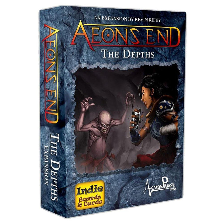 Aeon's End The Depths Expansion Board Game