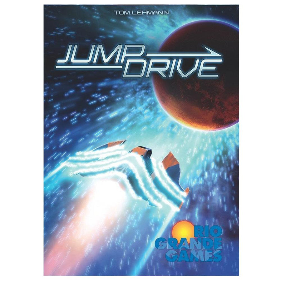 Race For The Galaxy: Jump Drive Board Game