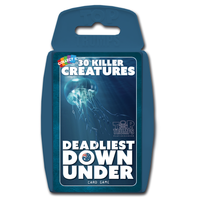 Top Trumps Deadliest Down Under APAC