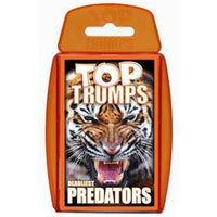 Top Trumps Predators APAC