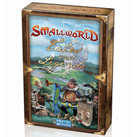 Small World Tales and Legends Expansion