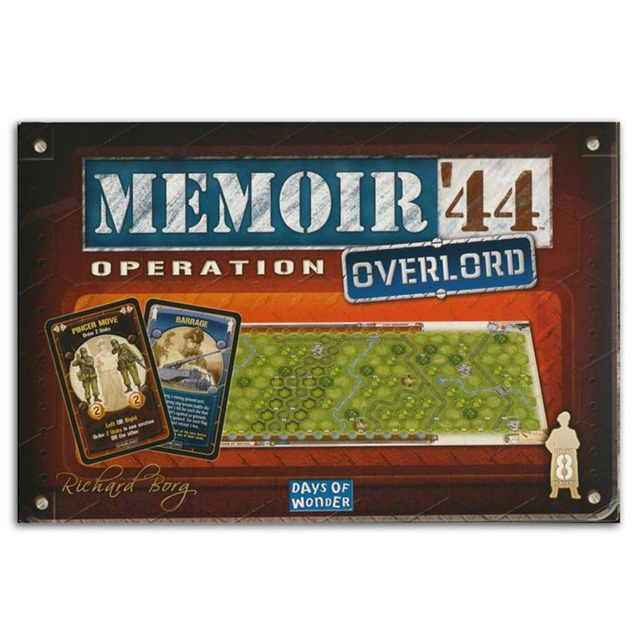 Memoir' 44 Operation Overlord Expansion Board Game