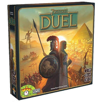 7 Wonders Duel Pack Board Game