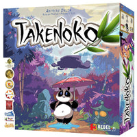 Takenoko Board Games Kid Family Game Board Game Xmas Gift Brand New & Sealed