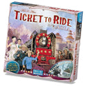 Ticket to Ride Asia Expansion Map Collection: Volume 1 - Team Asia & Legendary A