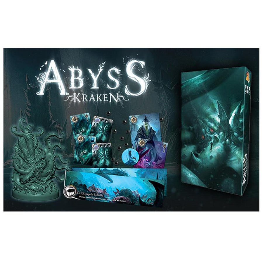 Abyss Kraken Expansion