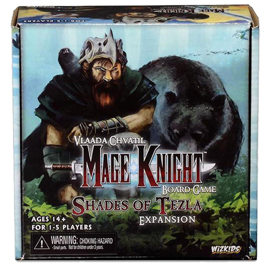 Mage Knight - Board Game Shades of Tezla Expansion