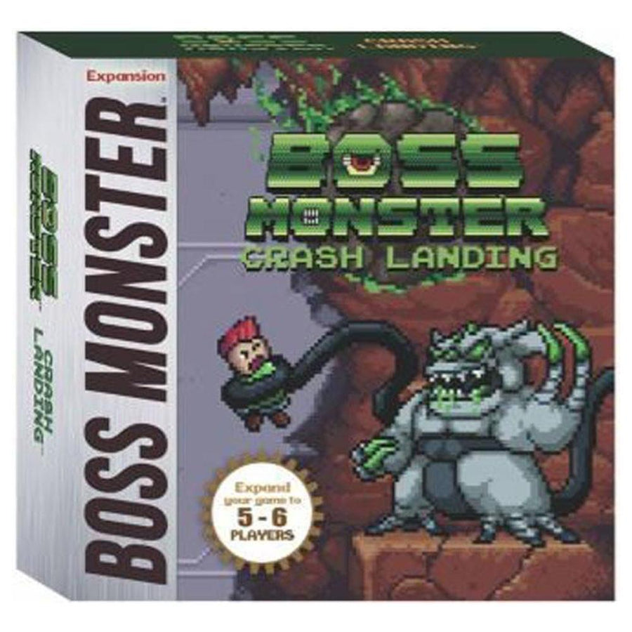 Boss Monster Crash Landing 5-6 Player Expansion