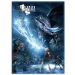 Final Fantasy TCG Sleeve Type 0 Ace (60) 67x92mm Card Protector