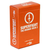 Superfight Orange Deck 2 Card Game