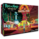 Rick & Morty Anatomy Park Board Game
