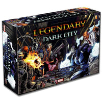 Legendary Deck Building Game Marvel Dark City Expansion