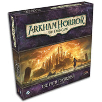Arkham Horror LCG The Path to Carcosa Expansion Board Game