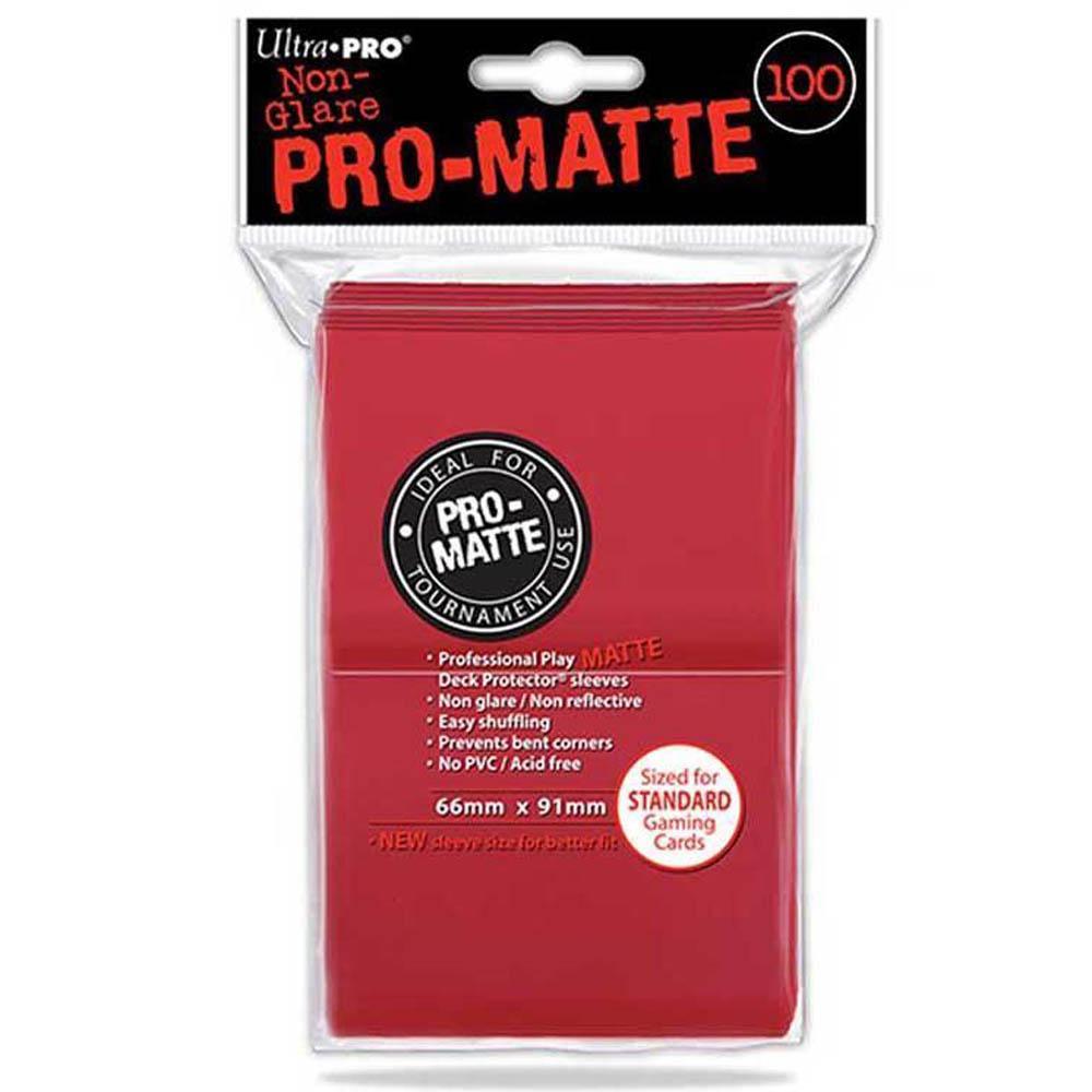 Sports & Outdoors Accessories Standard Red Ultra Pro Deck ...