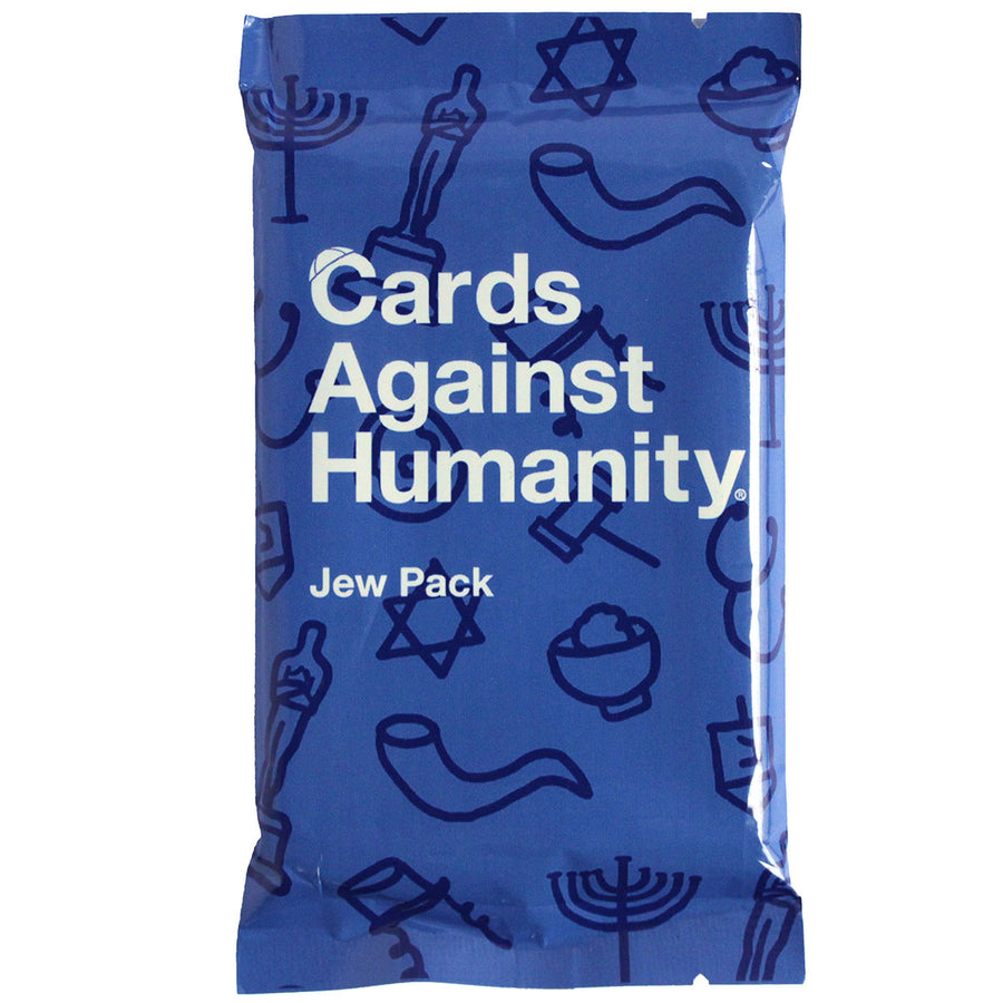 Cards Against Humanity Jew Pack Card Game