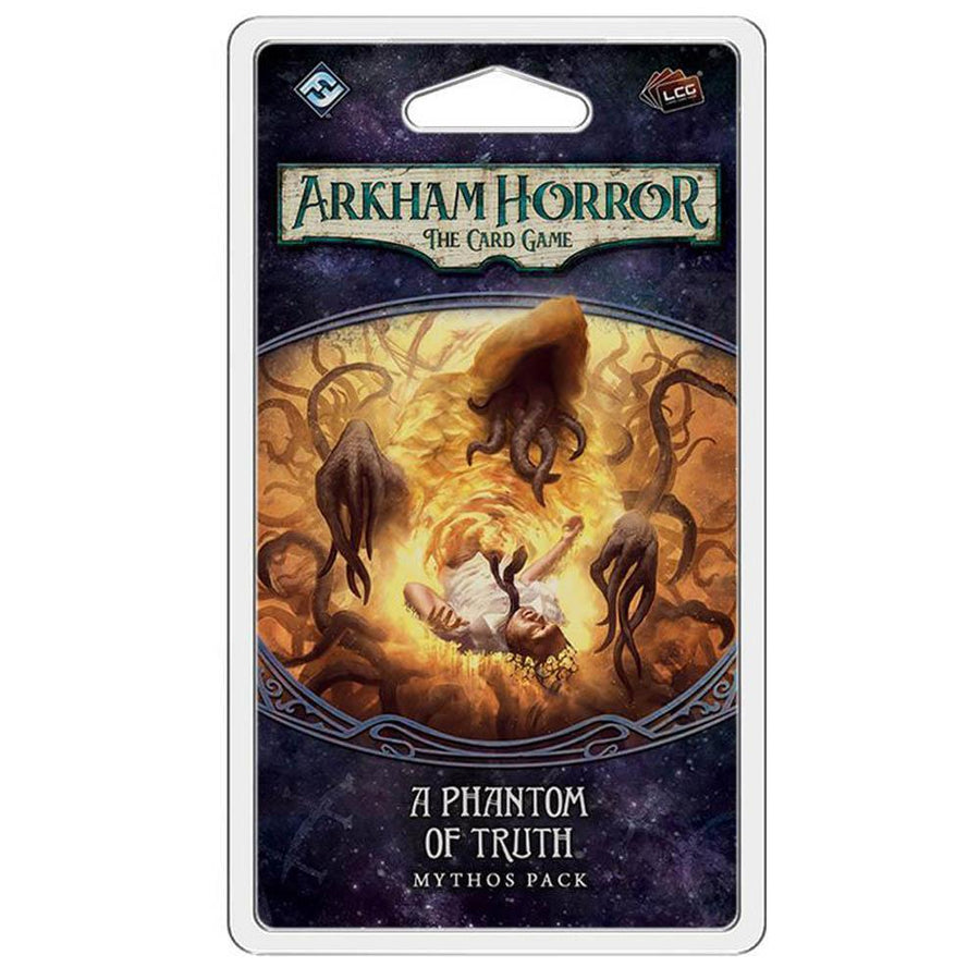 Arkham Horror LCG A Phantom of Truth Card Game