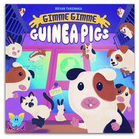 Gimme Gimme Guinea Pigs Board Game