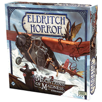 Eldritch Horror Mountains of Madness Expansion