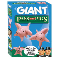Giant Pass the Pigs Board Game By WMA