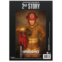 Flash Point Fire Rescue 2nd Story Expansion Pack Board Game