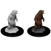 WizKids Deep Cuts Miniatures Grizzly