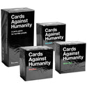 Cards Against Humanity 2.0 AU Main Set + Blue, Red, Green Expansion Boxes