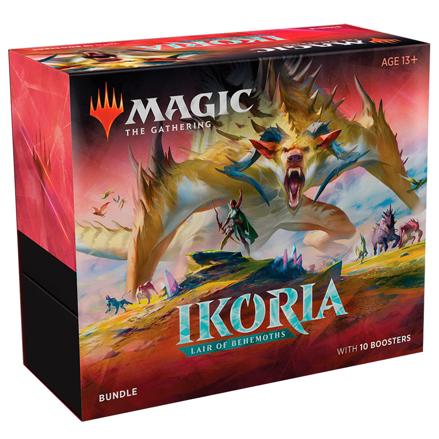 Magic The Gathering MTG Ikoria Lair of Behemoths Bundle