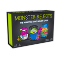 Monster Rejects Card Game The Monsters That Nobody Loves