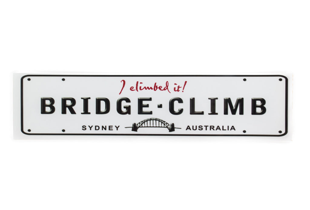 BridgeClimb Bumper Sticker