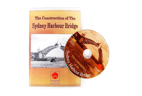 DVD - Construction of the Harbour Bridge