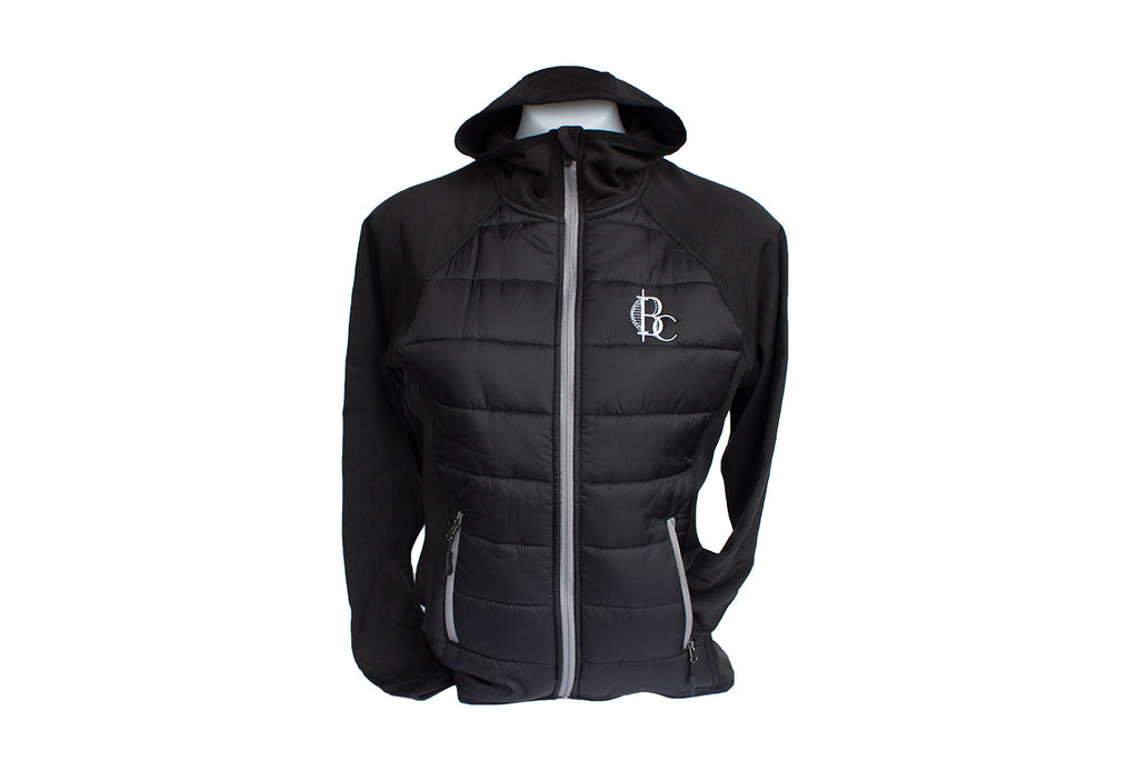Ladies Active Puff Jacket