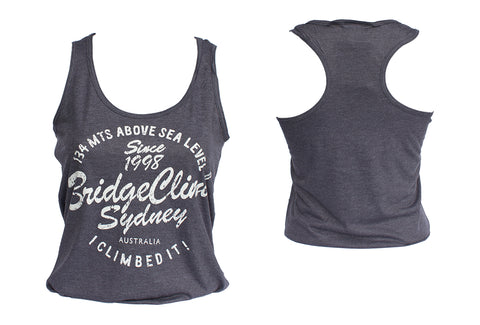 Ladies Grey Singlet