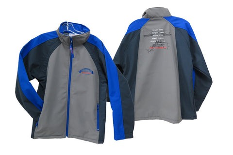 Jacket with Climbsuit Panel