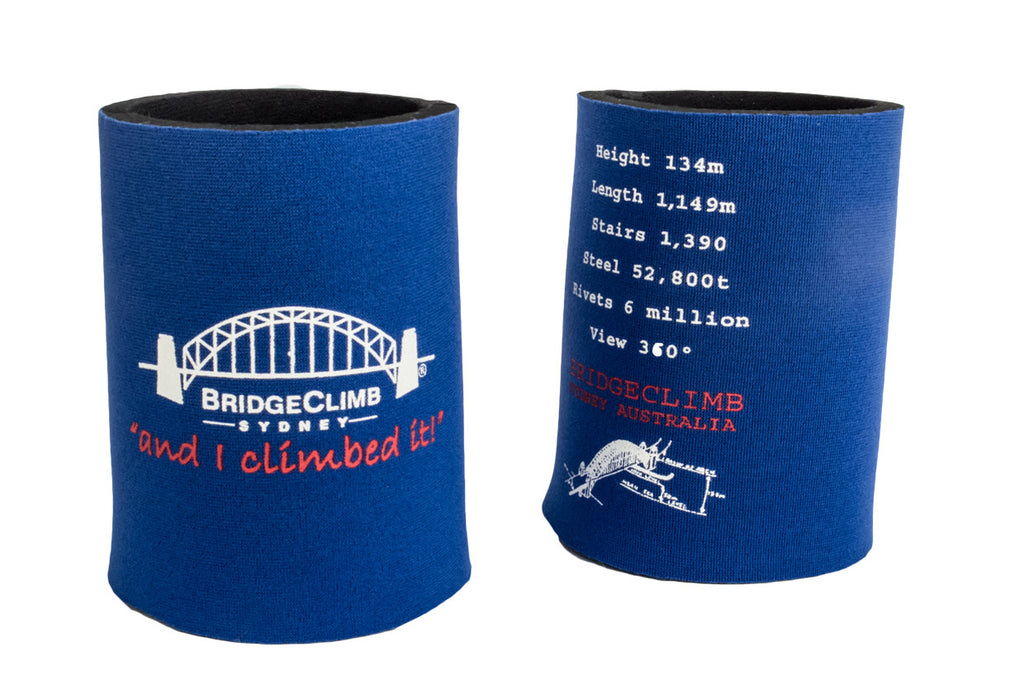 Drink Holder with Facts