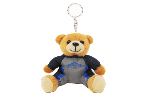 Keyring with Climber Bear