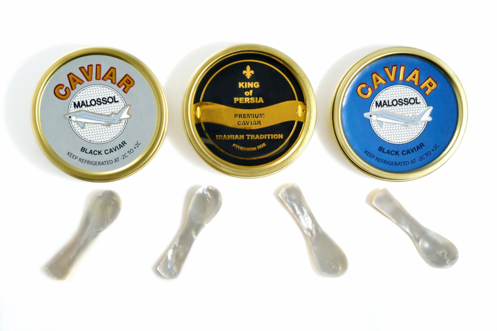Emporio Antico Caviar Gift Collection (Large)