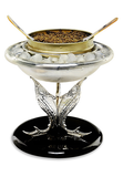 Emporio Antico Caviar Serving Stand